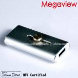 증명되는 iPhone와 iPad 사용 Mfi를 위한 저속한 드라이브