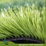 Erba poco costosa resistente del tappeto erboso di alta qualità per calcio