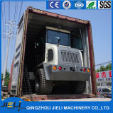 Cer artikulierte das 0.8 Tonnen-mini vordere Rad-Ladevorrichtung mit Rops&Fops Kabine Zl08