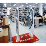 Sistema electromagnético, em la biblioteca del sistema de puerta de seguridad (XLD-EM01).