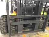 El doble cansa los 6m carretilla elevadora de elevación del diesel de 4 toneladas