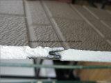 Панель стены сандвича PU внешняя для светлой стальной виллы
