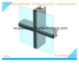 Energiesparende versteckte Glaszwischenwand