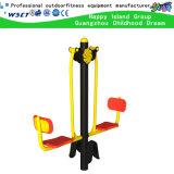 Machine extérieure de pédale de matériel extérieur de gymnastique double (A-14209)
