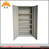 Light Grey Knocked Down Office Cabinet / Steel Archivage / Cabinet