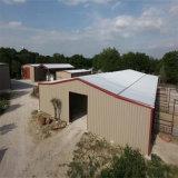 Het Pakhuis van de Workshop van de Structuur van het Staal van het Project van Algerije