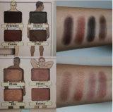 2015 Nueva llegada la gama de colores desnuda del sombreador de ojos 2 del volumen del tipo de los cosméticos 12 del bálsamo Thebalm componen la sombra de ojo del maquillaje de la cara