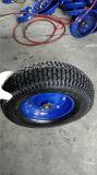 압축 공기를 넣은 고무 바퀴 4.50-8