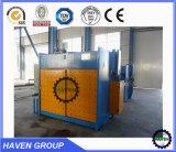 Nós67k-300X3200 Placa de aço CNC e dobradeira de dobragem