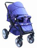 Neuer Entwurfs-faltbarer und Shock-Proof Baby-Spaziergänger des China-heißer Zubehör-En1888 mit Baumwollkissen