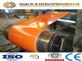 Bobina d'acciaio galvanizzata preverniciata con molti colori