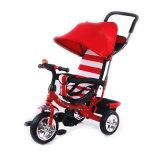 Fahrt auf 3 Rad-Fahrrad-Spielwaren-1-Jährige Baby-Dreiräder Wholesale