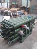 Cilindro de cilindro telescópico de ação única Cilindro hidráulico para cilindro de máquinas agrícolas
