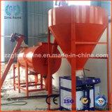 空積み乳鉢の混合機械