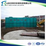 100m3/Day de woondieInstallatie van de Behandeling van afvalwater, in Hotels, Restaurant wordt gebruikt