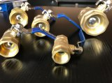 Hochwertiges bestes Preis-Cer-Messingkugelventil für Verbindungsrohre