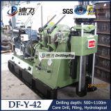 Wireline Diamond Core Drill Rig Machine para venda