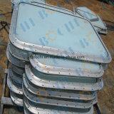 Finestra fissa di alluminio personalizzata CCS di Bochi