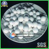 Esfera ativada da alumina como a secagem do gás