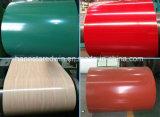 製造物PPGIのコイルの波形の鋼板
