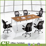분말 코팅 프레임 똑바른 사무실 회의 회의 테이블