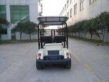 セリウム公認の4 Seatersの電気ゴルフ車3.7kw