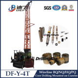 China Leading Df-Y-4t Portable Geological Rock Drill Rig für Sale