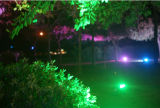 Luz de inundación al aire libre de la MAZORCA LED de IP65 100W SMD con el certificado del Ce