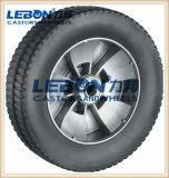 Light Duty rubber Rim PP/PE Tyre Wheels
