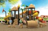 Equipamento ao ar livre do campo de jogos das corrediças das crianças (TY-70022)