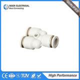 Plastikluftröhren-Systems-passende Luft-schneller pneumatischer Verbinder