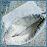 カスタムジュートのドローストリング袋の綿のハンド・バッグ