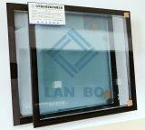 Isolado/cavidade/laminou/vidro de indicador decorativo matizado/painel/vidro de isolamento