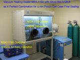 Kompakte Vakuumabdichtmasse für das Vorbereiten der Beutel-Zelle mit wahlweise freigestellter Oberseite/seitlicher Dichtung -- Gn-Yf115