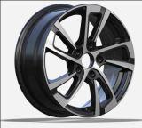 Bordas da roda da liga do carro da onça do modelo novo para carros de 12 polegadas a 28 polegadas