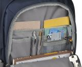 Escola de nylon de lazer e moderno saco mochila para Computador Portátil