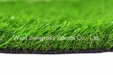 Landschaftsgestaltung des künstlichen Gras-Rasens für Garten-Dekoration-Rasen