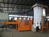 Nylonverpackungs-Beutel-Zerkleinerungsmaschine gesponnene Beutel-scherende Maschine