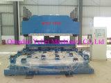 Prensa Hidráulica Máquina Vulcanizer Placa Automática