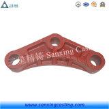 El CNC de la fábrica de China parte el bastidor dúctil manufacturado del hierro de la alta precisión