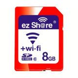 WiFi Share SD Card Class10 Memory Card 8GB SDHC Card