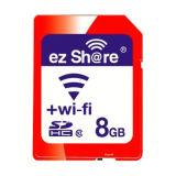 Compartir WiFi de la clase de tarjetas SD10 8GB Tarjeta de memoria SDHC