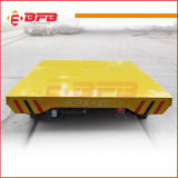 Furnace-Wheel Rail Transfer Cart Powered by Battery (KPX-6T)