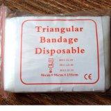 Bandagem triangular médica de algodão ou não tecida (SC-TB001)