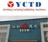 高速びん詰めにされた水PEのフィルム包む機械(YCTD-YCBS130)