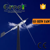 판매를 위한 수평한 축선 10kw 바람 터빈 가격
