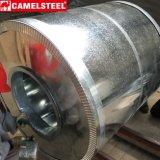 Les bobines en acier galvanisées enduites d'une première couche de peinture de la tôle d'acier PPGI/couleur ont enduit la bobine en acier
