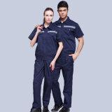 Uniforme à séchage rapide de travail, uniforme non-toxique de combinaison de travail de sûreté