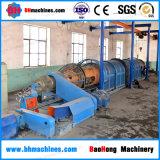Ligne de production de fil de cuivre pour machine à fil tubulaire