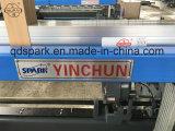 Färben Hochgeschwindigkeitsstrahlen-Webstuhl der luft-Yc910, 4 und spinnen Shirtin Gewebe